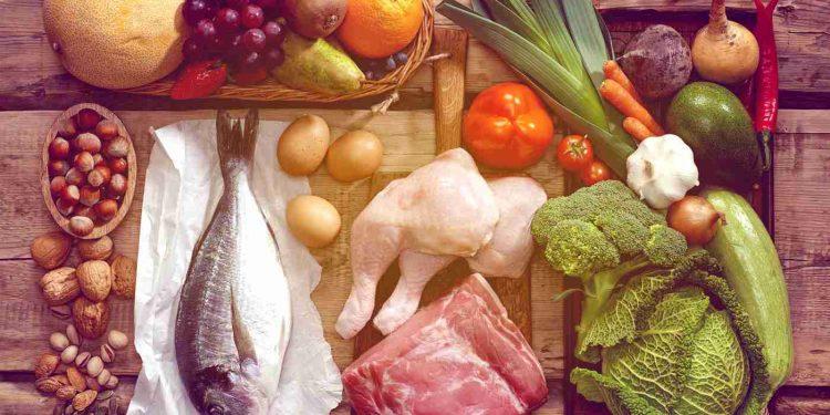 low carb, healthy food