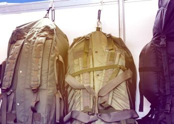 Bags and backpacks for hunting