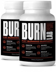 burn lab pro bottles