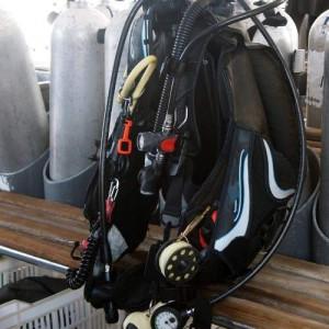 Boat Diving Equipment
