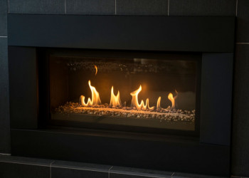 How To Clean A Gas Fireplace Featured Image