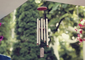 ow to make Wind Chimes Chime More featured image